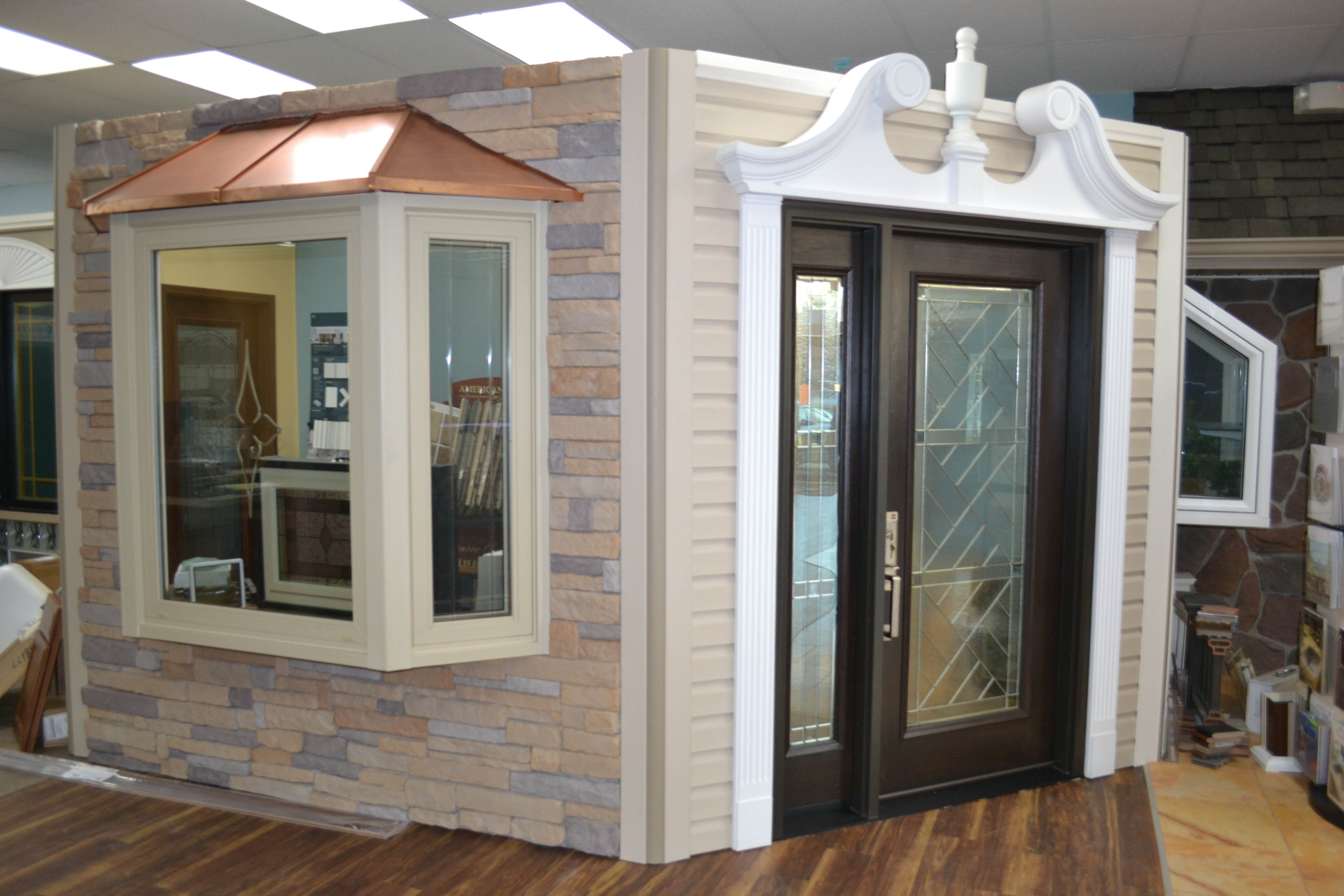 Jim Carver And Sons Home Improvement Services Showroom