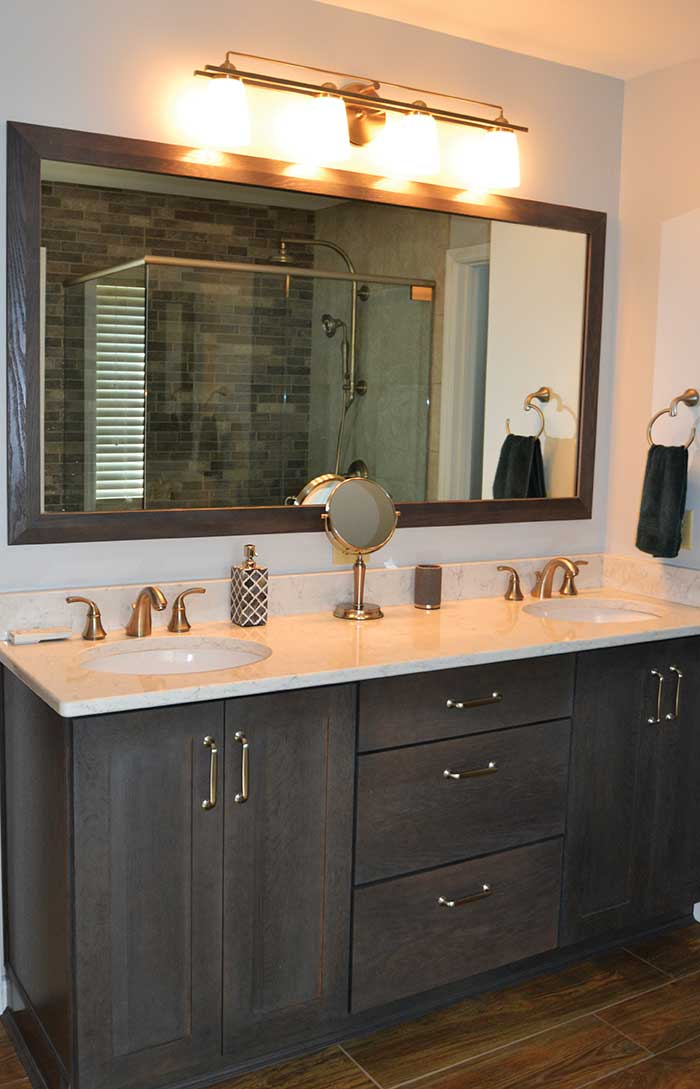 Jim Carver And Sons Home Improvement Services Bathroom Remodels Classy Cincinnati Bathroom Remodeling Exterior