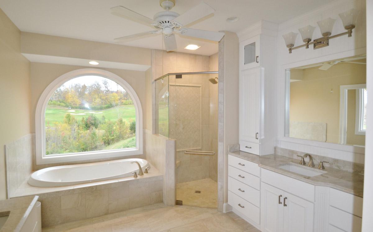 Jim Carver And Sons Home Improvement Bathroom Kitchen Door - Bathroom contractors cincinnati